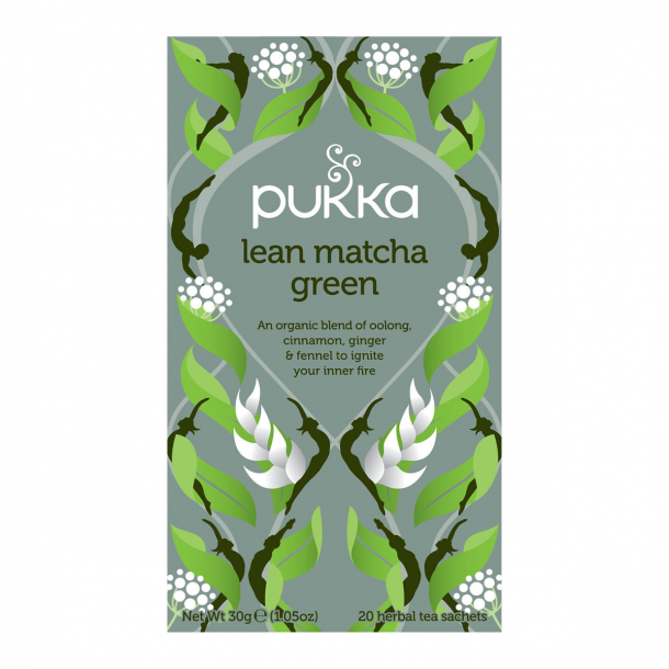 pukka grøn te