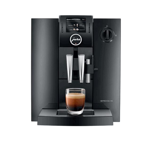 jura impressa f8 tft jura kaffemaskiner ens kaffe. Black Bedroom Furniture Sets. Home Design Ideas